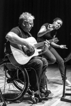 Review: Disability Arts Touring Network: The Why? Festival