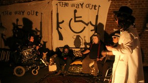 The Way Out: The Disabled Avant-Garde