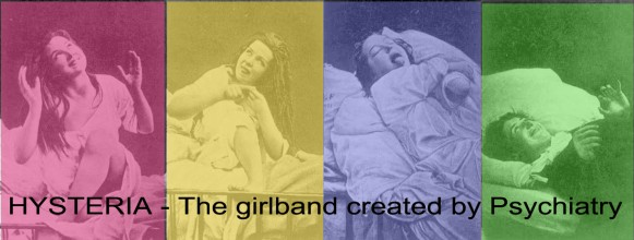 Hysteria - the girlband