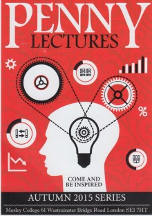 Penny Lecture Flyer